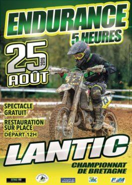 ENDURANCE TT BRETAGNE: Le Quéré devant à Lantic