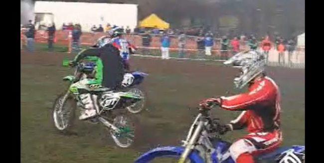 Motocross Romagné 2006