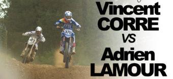 """FACE A FACE: VINCENT CORRE vs ADRIEN LAMOUR """"La lutte finale"""""""