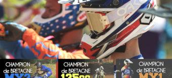 MOTOCROSS BRETAGNE: LES TITRES 2018 DISTRIBUÉS A OSSÉ